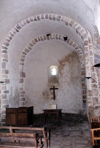 Temple de Sainte-Croix-de-Caderle (Gard)