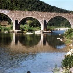 Vieux pont de Saint-Jean-du-Gard