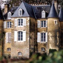 Château de la Goupillère près de Tuffé (72)