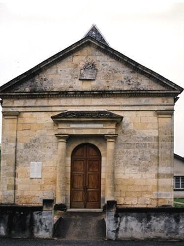 Temple de La Force, XVIIe siècle (Dordogne)