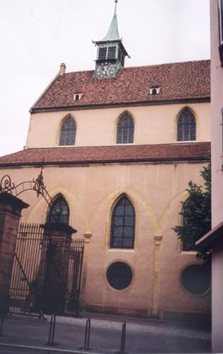 Église St-Mathieu à Colmar