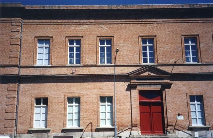 Montauban, l'ancienne faculté de théologie