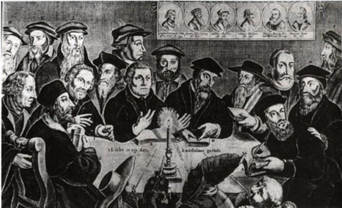 Le Chandelier, feuille volante néerlandaise du XVIIe siècle