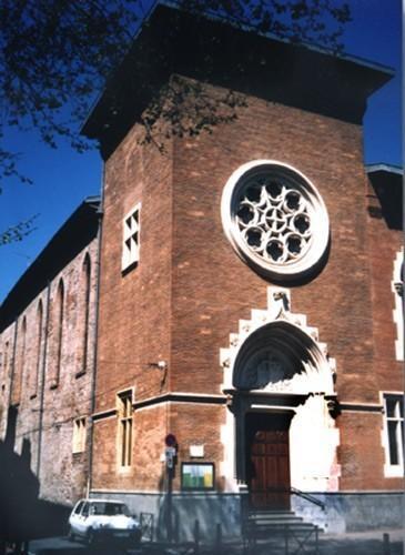 Temple du Salin à Toulouse (Haute-Garonne)