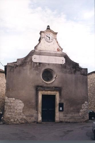 Temple de Cardet (XVIIe siècle)