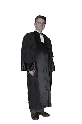 Robe de pasteur