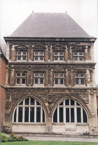 Amiens, maison du Sagittaire