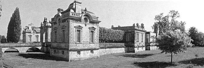 Château de Blérancourt, construit par Salomon de Brosse (02)
