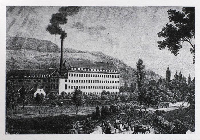 Manufacture Schlumberger à Guebwiller