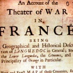 An Account of the Theater of war in France