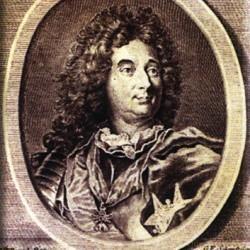 Maréchal de Villars, gravure du XVIIIe siècle