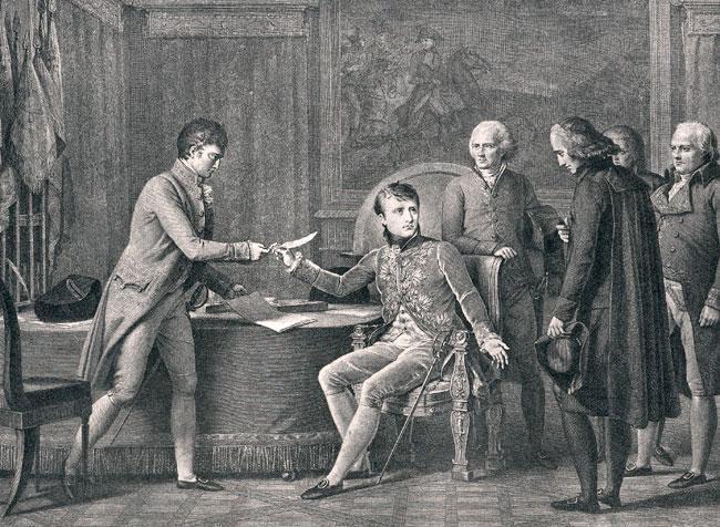 La signature du Concordat
