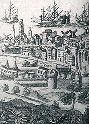 Hôpital des galériens à Marseille
