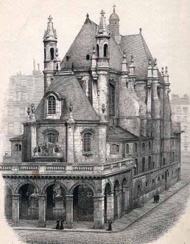 Paris, Église de l'Oratoire du Louvre