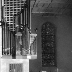 Grand orgue de l'Église réformée de Saint Dié (88)