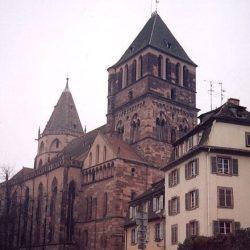 Église St Thomas à Strasbourg (67)