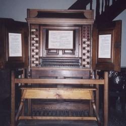 Orgue Silbermann (Mozart 1778) Église St Thomas à Strasbourg (67)