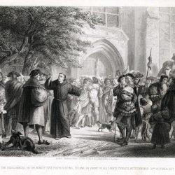 Luther et les Indulgences, le 31 octobre 1517
