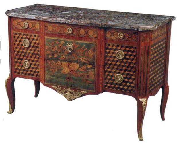 Commode de Martin Ohneberg