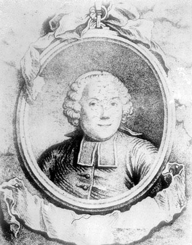 Matthias Schreiber (1724-1784), pasteur danois