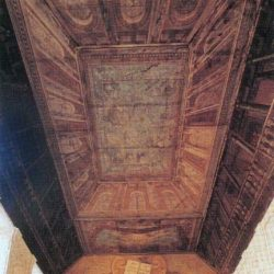 Plafond du Temple de la Faculté de  Montauban (82)
