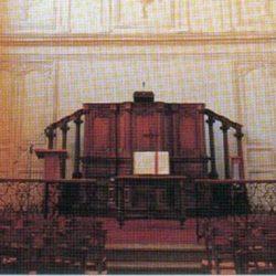 Chaire du Temple de la Faculté de Montauban (82)