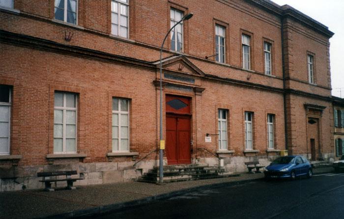 Temple de la Faculté