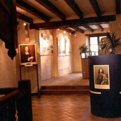 Intérieur du Musée Pierre Bayle, Le Carla