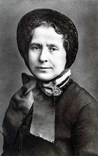 Catherine Booth (1829-1890), «mère de l'Armée du Salut»