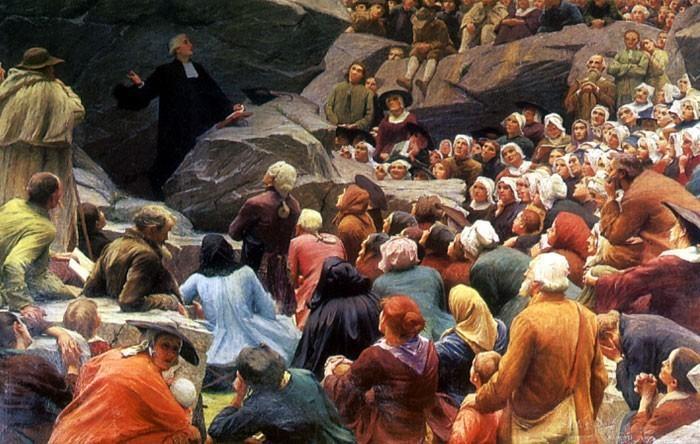 Max Leenhaardt, Assemblée du Désert: Les héros de la liberté de conscience