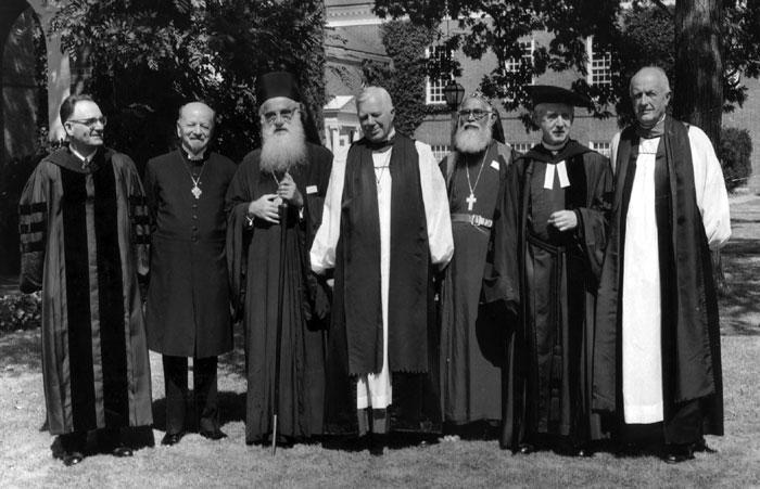 Conseil Œcuménique des Églises - Evanston, 1954