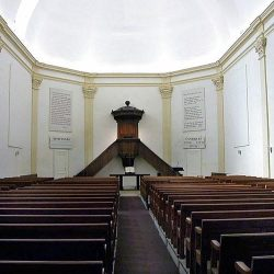 Temple de Bordeaux, rue du Hâ (33)