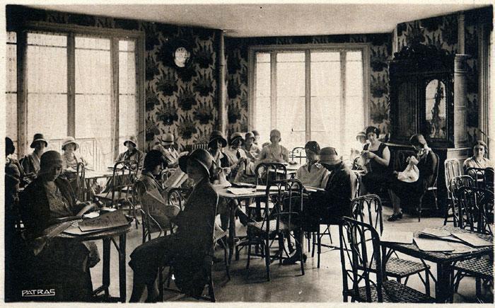 Locaux de l'école professionnelle de l'Étoile, Paris