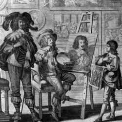 Abraham Bosse, L'atelier du peintre