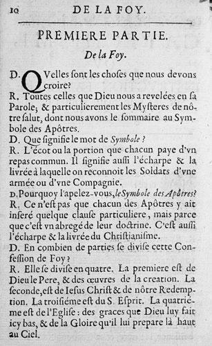 Catéchisme de Drelincourt