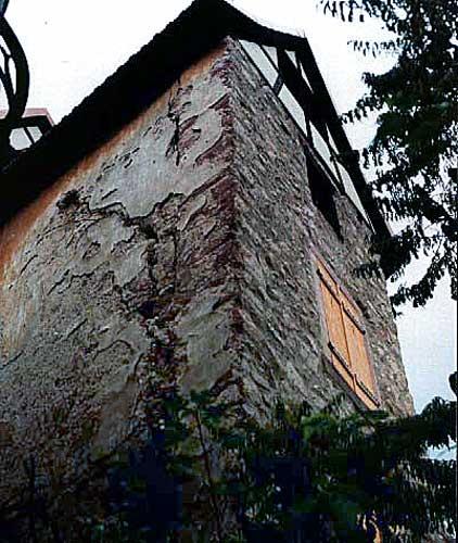 Tour de Riquewihr, lieu d'emprisonnement au XVIe siècle
