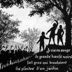 Le songe d'Abraham Mazel, Samuel Bastide