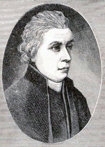 Pasteur Etienne Gibert
