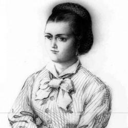 Madame Rivière, épouse du pasteur de Die