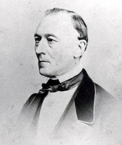 Alexis Muston à 50 ans (1810-1888)