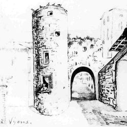 Porte à Nyons