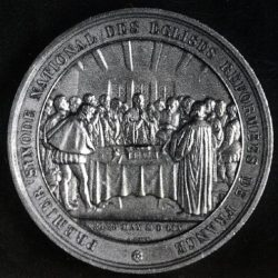 Médaille commémorative du premier synode national de France