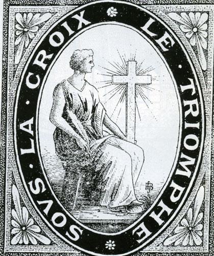 Sceau du dernier synode du Désert