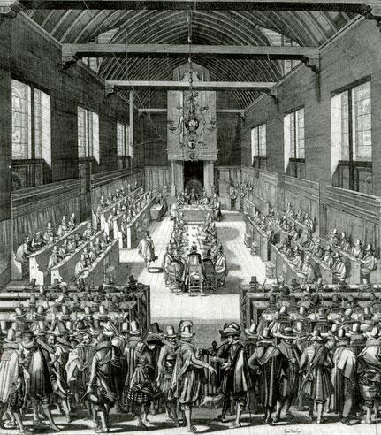 Le synode de Dordrecht (1618-1619)