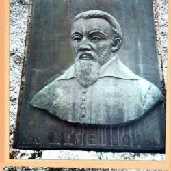 Monument au réformateur Sébastien Castellion (1515-1563), adepte de la tolérance.