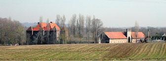 Le manoir de La Haye