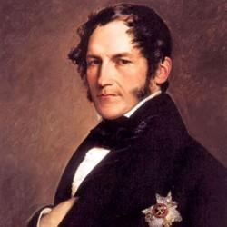 Léopold Ier de Belgique, par Winterhalter