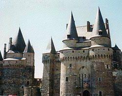 Château de Vitré (Ille-et-Vilaine)