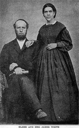 James et Ellen White