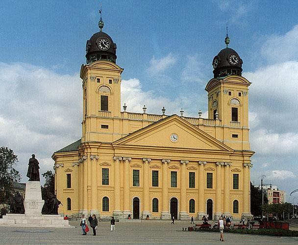Temple de Debrecen (Hongrie)